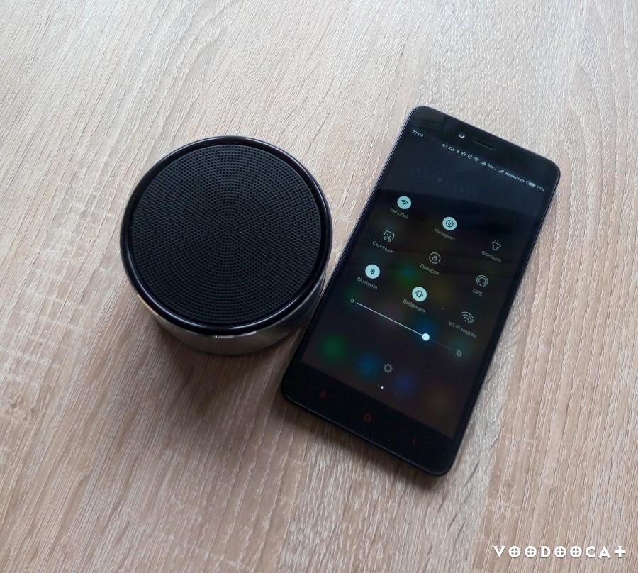 Обзор на Xiaomi Mi Bluetooth speaker