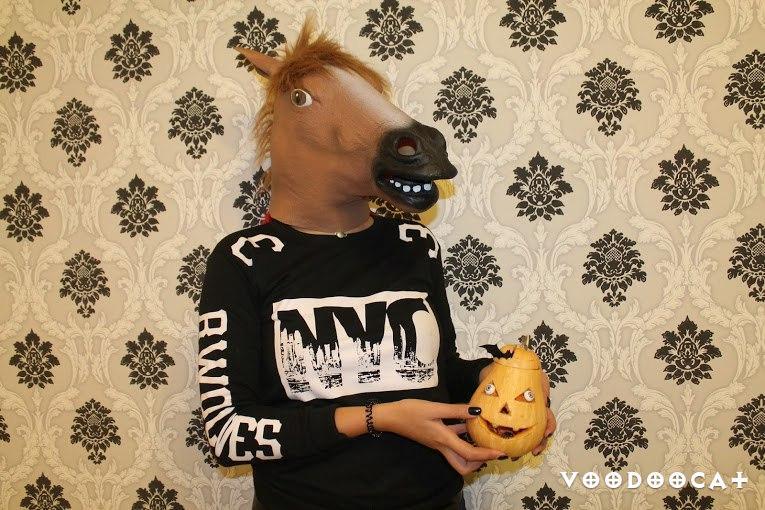 Маски на Хеллоуин с Aliexpress топ 18
