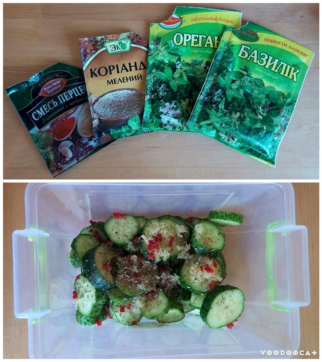 Пошаговый рецепт малосольных огурчиков за пять минут, с фото