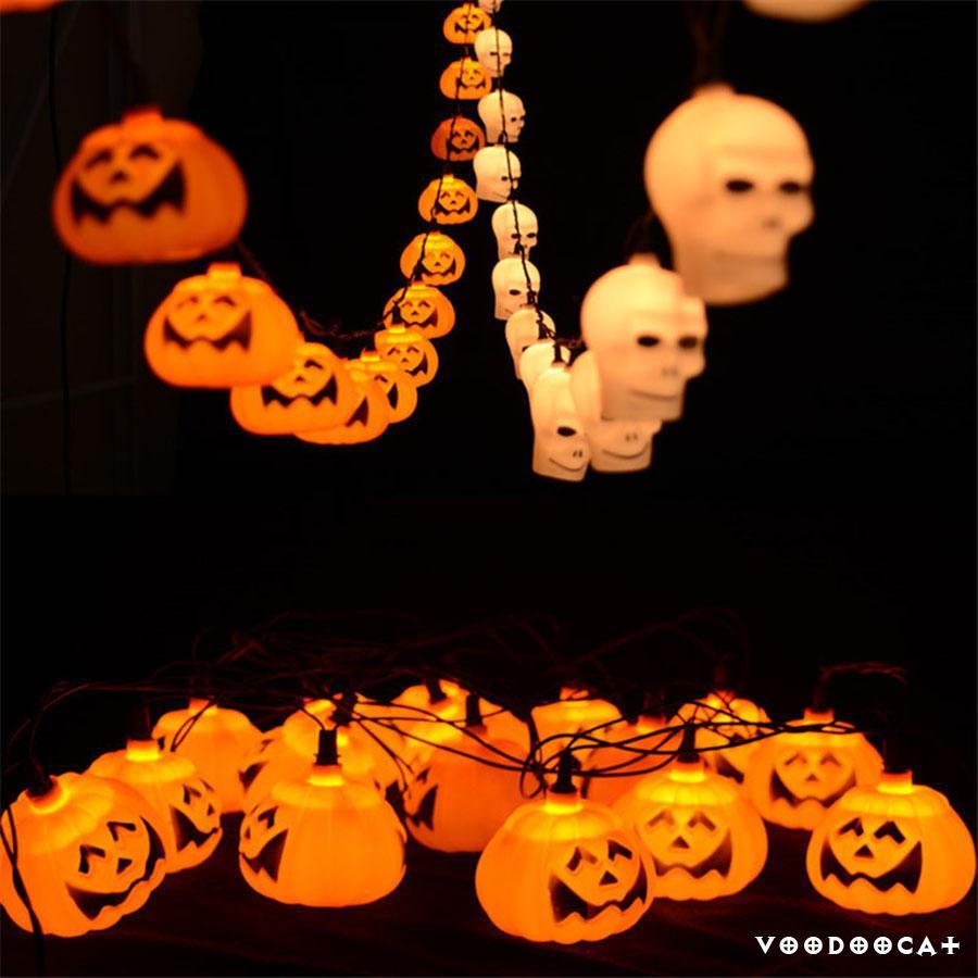 Подготовка к Хеллоуину: украшаем дом