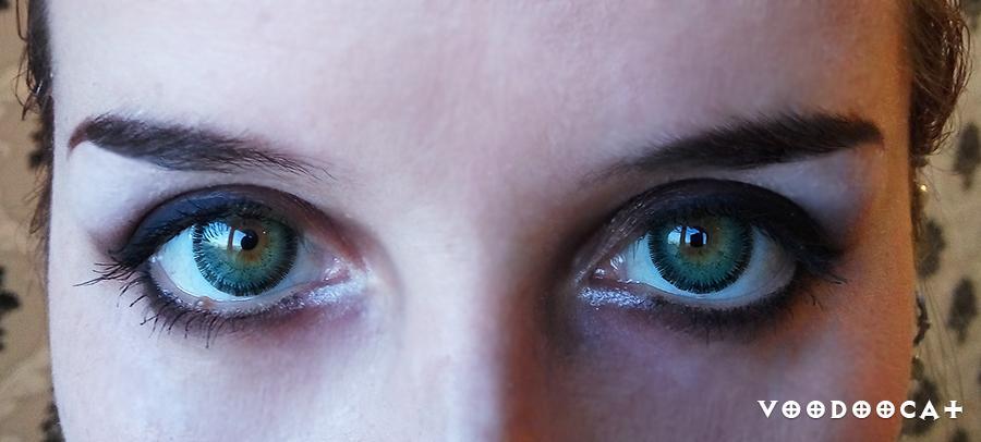 Цветные контактные линзы из магазина buyincoins