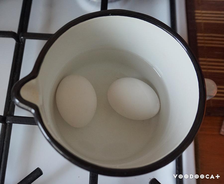 Селедка под шубой с яйцом пошаговый рецепт с фото