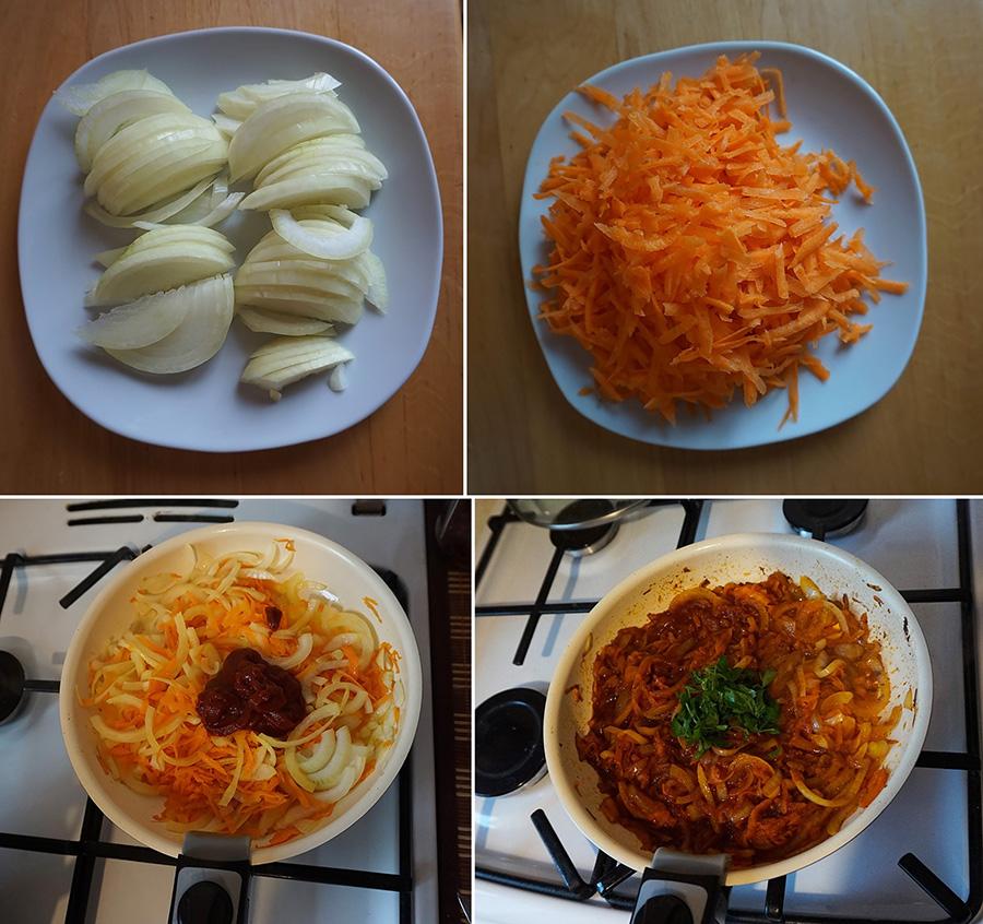 Спагетти с тефтелями и овощным соусом рецепт пошаговый с фото