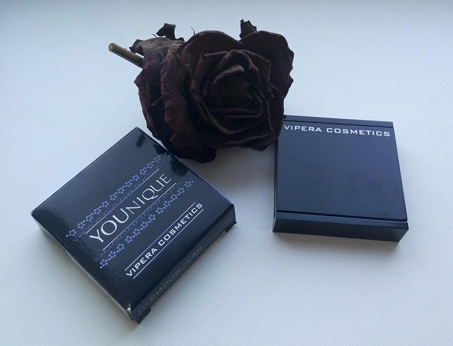 Отзыв на тени younique vipera cosmetics  тон 091