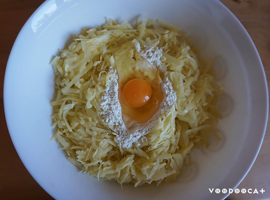 Как приготовить драники из картошки рецепт пошаговый с фото