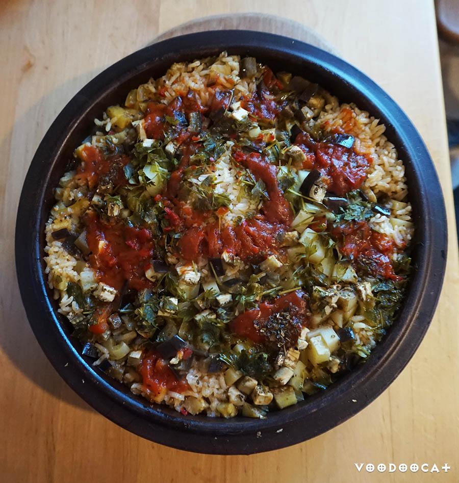 Рецепт овощного рагу со свининой и рисом пошаговый с фото