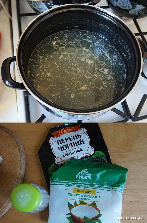 Рецепт майонеза с лимонной кислотой